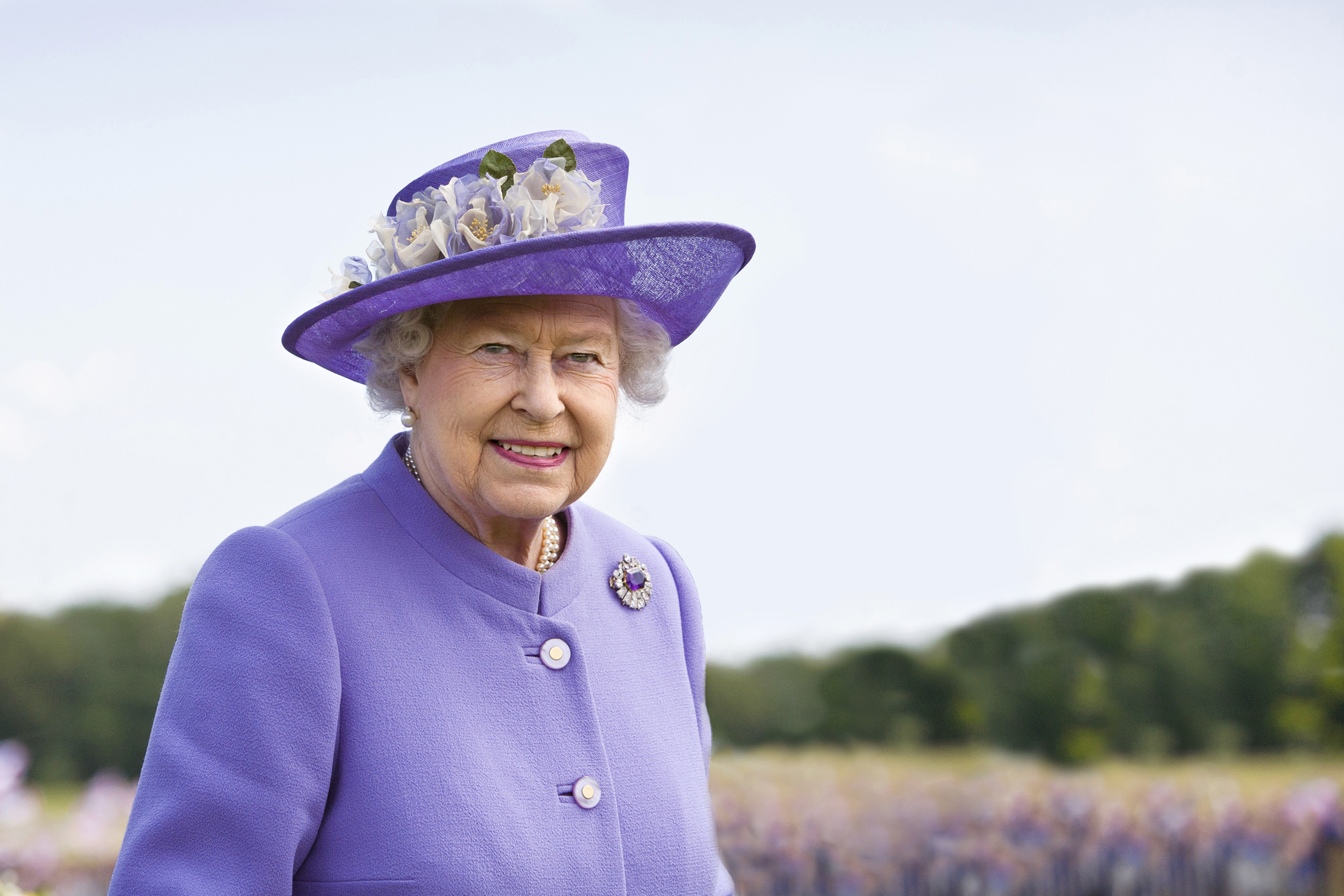 Her Majesty the Queen's visit to Hatfield House